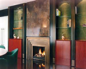 Kitchen Theme Ideas Red by Art Deco Fireplace Vienna Transitional Living Room