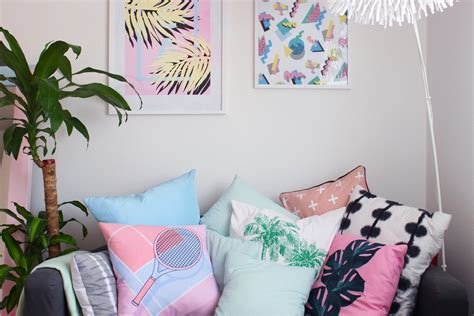 Society6 Home Decor : How To Shoot Beautiful, Natural-looking Lifestyle