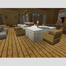 Pinewood Lodge Minecraft Project