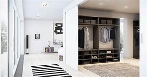Faire Dressing Dans Une Chambre : faire son dressing soi m me 20 id es et des conseils ~ Premium-room.com Idées de Décoration