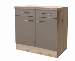 Küchenunterschrank 80 Cm : unterschrank k che ~ Whattoseeinmadrid.com Haus und Dekorationen