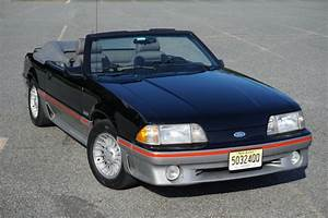 1988 Ford Mustang GT 5.0 Convertible 5-Speed for sale on BaT Auctions - sold for $11,000 on ...