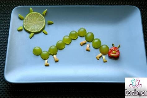 Salad Decoration by Top 15 Pretty Fruit Decoration Ideas For Your Kids