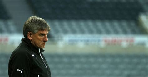 Newcastle Probe Under Coach Peter Beardsley Over