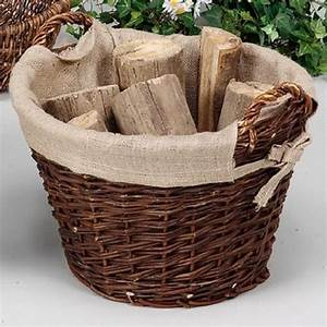 Korb Für Brennholz : holzkorb mit tragegriffen 50x37 cm kamin holz korb weiden korb brennholz ebay ~ Buech-reservation.com Haus und Dekorationen