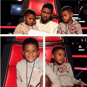 Usher's five-year-old son hospitalised after pool accident