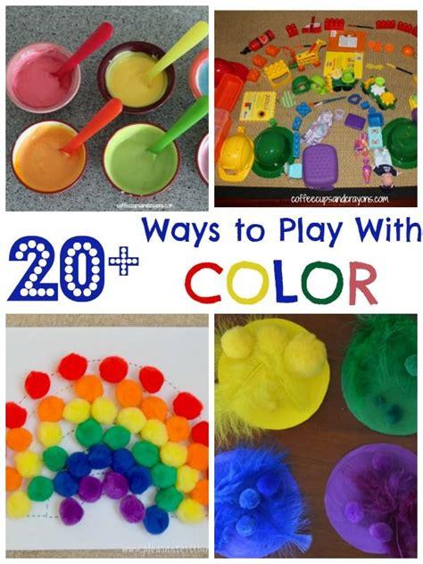 color preschool theme color activities on color activities 712