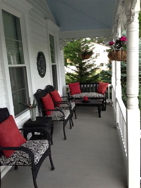 Outdoor Front Porch Furniture by Best 25 Front Porch Furniture Ideas On Front