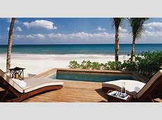 3 Bedroom Luxury Beachfront Homes for Sale, Mayakoba