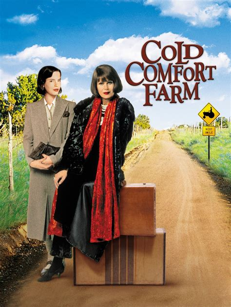 cold comfort farm cold comfort farm trailer reviews and more tv guide