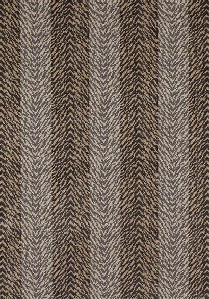 Velvet Brown Fabric Garden Imperial Thibautdesign Tigris