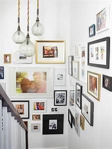Ideen Für Familienfotos : fotowand selber machen 66 wundersch ne ideen und inspirationen ~ Watch28wear.com Haus und Dekorationen
