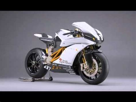Elã Ctric by Mission R Electric Superbike