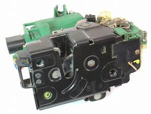 Rh Front Door Latch Actuator Lock Vw Jetta Golf Gti Beetle Passat 3b1 837 016 Bh