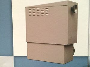brivis buffalo bx326 external gas ducted heater 26kw in vic ebay