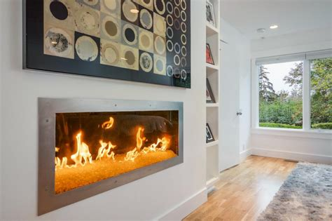 Gas Wall Fireplace by Choosing A Gas Fireplace For Your Home Diy Network