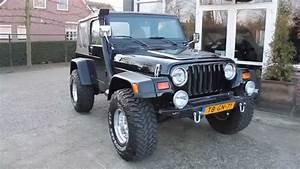 Jeep Wrangler Tj 4 0i T Uit 1998 Met Nog Maar 94 927km