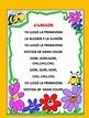 Poemas infantiles de Primavera para descargar gratis ...