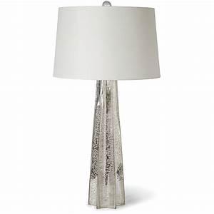 Regina Andrew Design Antique Mercury Glass Star Lamp