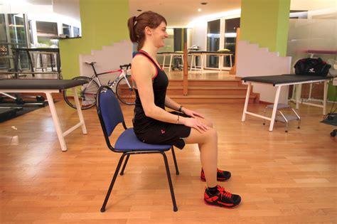 exercices au bureau exercice ballon