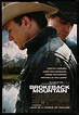 Brokeback Mountain Vintage Movie Poster | 1 Sheet (27x41 ...
