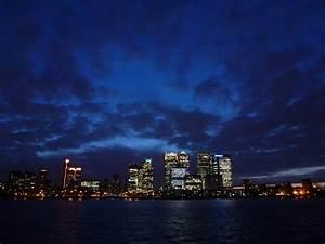Panoramio - Photo of Night sky over city