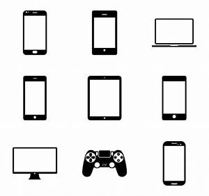 Mobile phone Icons - 6,448 free vector icons