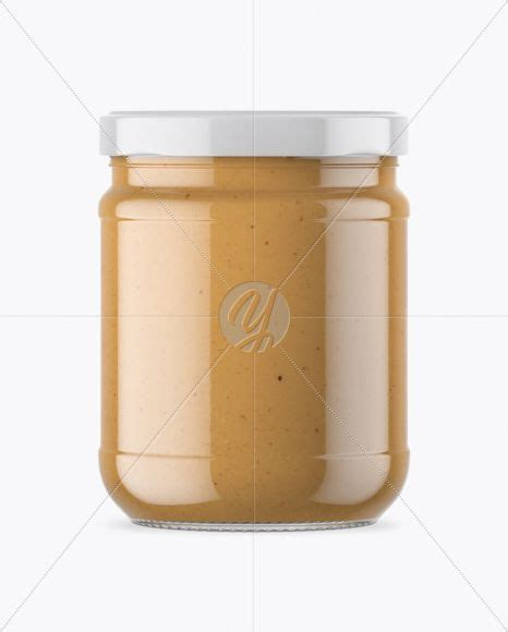 Our awesome team of designers pledge to developing superior but affordable graphics design peanut butter jar label mockup. Clear Glass Jar with Peanut Butter Mockup in Jar Mockups ...