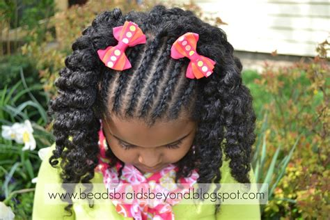 Easter Hairstyles For Little Girls Natural Hair