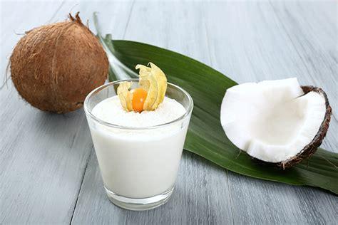 lait de coco cuisine 3 raisons d utiliser du lait de coco dans vos recettes