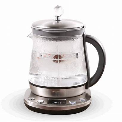 Electric Tea Pot Cooker Health Stainless Steel