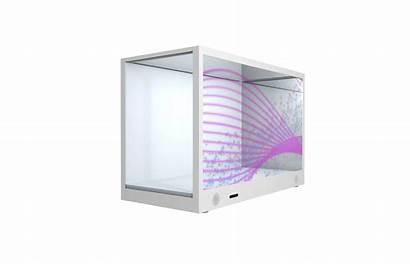 Lcd Transparent Box Display Screen Led Displays