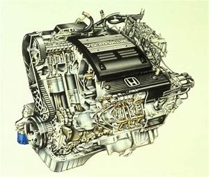 Honda Accord Ex V6 Engine 95