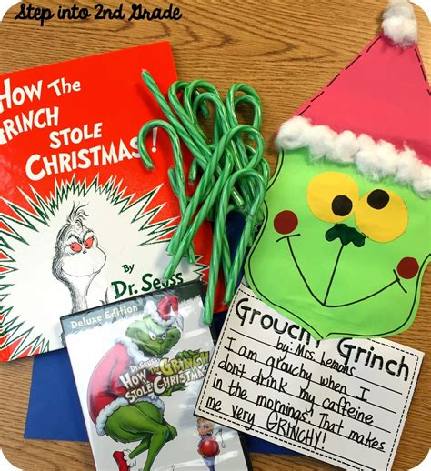 cristmas ornament projects for 2nd grade party step into 2nd grade with mrs lemons a whole lotta teaching kdg december ideas