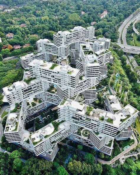 The Interlace Singapore Architecture Engineering