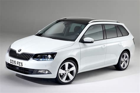 Skoda Fabia Estate priced from £12,400 | Carbuyer