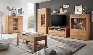 Suche Günstige Möbel : wohnwand wohnzimmer set donau 5 tlg stauraumelement highboard led beleuchtung ebay ~ Indierocktalk.com Haus und Dekorationen