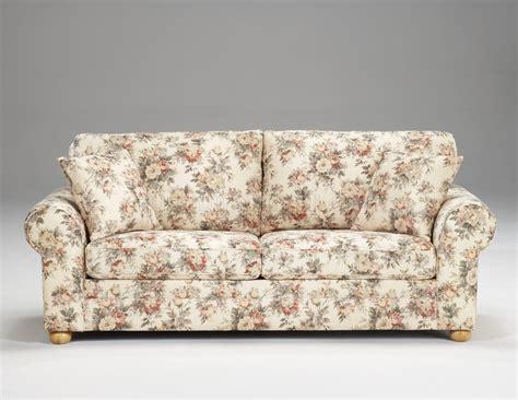 Flower Sofa Couch Fl Print Dark Color Flower Sofa Billion