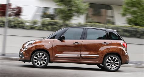 2018 Fiat 500l Is 40 Percent New  The Torque Report
