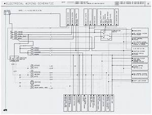 1984 Mazda B2000 Wiring Diagram
