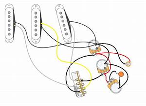 Strat Wiring Diagram One Volume Tone