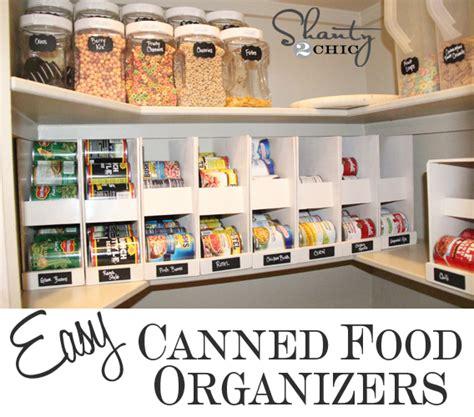 kitchen can storage rack kitchen organization diy foil more organizer shanty 6498