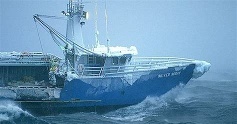 Crab Fishing Boat Jobs by Crabbing Boat In The Bering Sea The Most Dangerous Job In