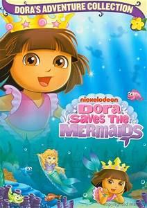 Dora The Explorer: Dora Saves The Mermaids (DVD 2007 ...