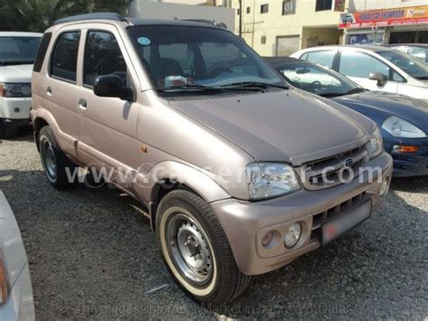 2003 Daihatsu Terios 1.3 For Sale In Bahrain