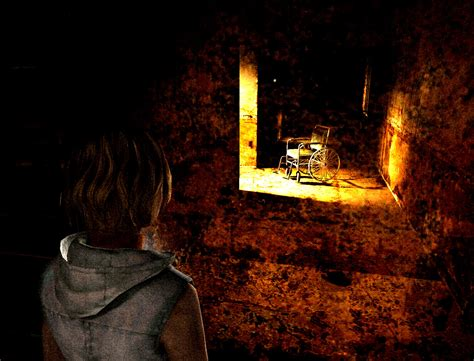 Silent Hill 3 Screenshots Silent Hill Memories