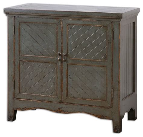 accent console cabinet uttermost matayas gray console cabinet transitional
