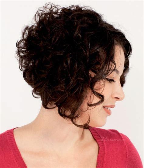 ways to style permed hair 12 curly pixie cut for or medium length hair 2147