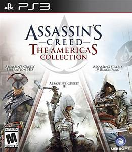 Assassin's Creed The Americas Collection Playstation 3 Game
