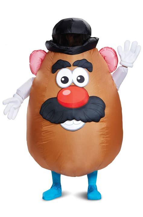 potato head inflatable black cat costumes